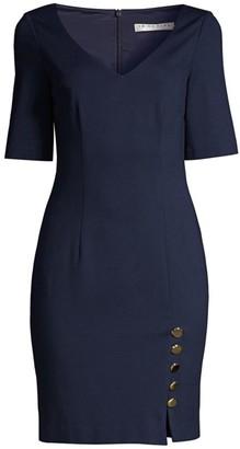 Trina Turk Airy Button Dress