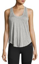 The North Face Versitas Jersey Crop Tank, Light Gray