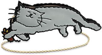 Louis Vuitton Shoulder Bag Full Cat Grey