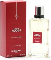 Guerlain Habit Rouge 3.3Oz Eau De Toilette Spray