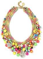 Venessa Arizaga Catch The Rainbow Necklace of Length 49.53cm