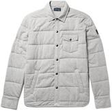 Polo Ralph Lauren Quilted Cotton-Jersey Shirt Jacket