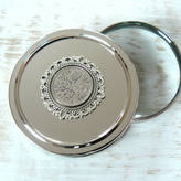 Pennyfarthing Designs Birthday Coin Paperweight Magnifying Glass