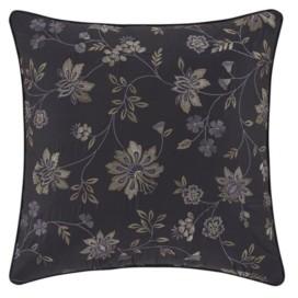 "J Queen New York Delilah 20"" Square Decorative Throw Pillow, 20"" x 20"" Bedding"
