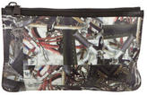 Proenza Schouler Printed Leather Clutch