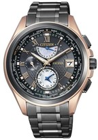 Citizen AT9055-54E Rose Gold Plated and Titanium 42mm Mens Watch