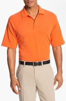 Cutter & Buck Men's Big & Tall 'Championship' Drytec Golf Polo