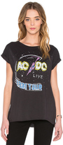 Junk Food Clothing ACDC 1981 Tour Tee