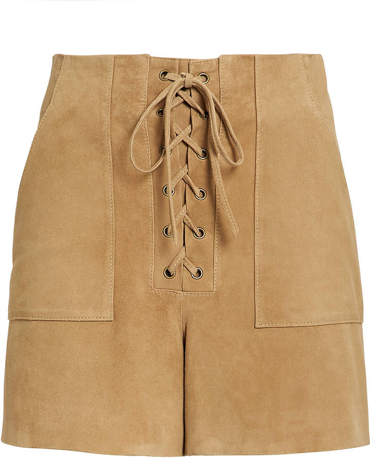 Fifth & Mode Lace-Up Shorts