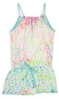 Pilyq Girl's Crochet Cover-Up