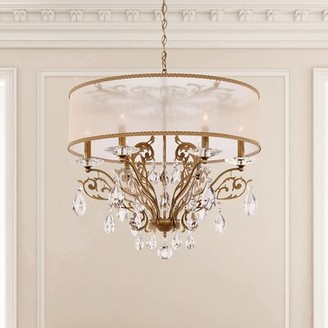Shade Chandelier Shop The World S Largest Collection Of Fashion Shopstyle