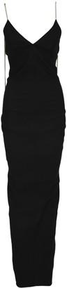 Rick Owens Drawstring Maxi Slip Dress