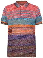 Missoni Stripe Polo Shirt