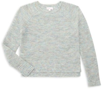 Design History Little Girl's & Girl's Knit Sweater