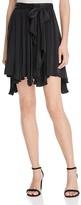 Ella Moss Asymmetric-Hem Skirt