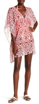 Tommy Bahama Front Tassel Tunic Cover Up