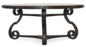 Hooker Furniture Luckenbach Round Cocktail Table
