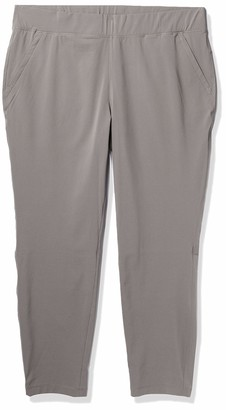 Columbia Womens Back Beauty II Slim Pants Stain Resistant Sun Protection