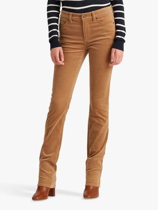 Ralph Lauren Ralph Premier Straight Jeans, Camel
