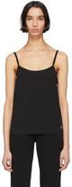 Calvin Klein Underwear Black Cotton Camisole