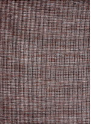 Chilewich Wabi Sabi Textured Floor Mat - Sienna