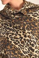 Tolani Animal Leopard Print Scarf