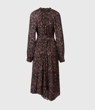 AllSaints Nina Torto Dress