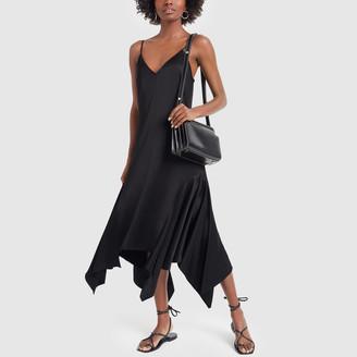 J.W.Anderson Satin Tabs Slip Dress