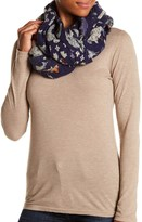 Hinge Eclectic Medallion Scarf