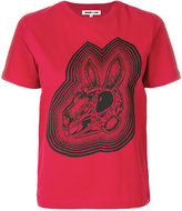 McQ Bunny Be Here Now T-shirt