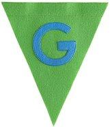 G Print Neatly Pennant Flag (Boy)