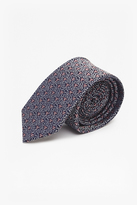 French Connection Amil Geo Silk Tie