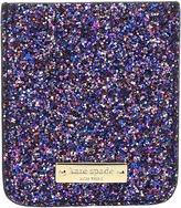 Kate Spade Chunky Glitter Pocket Tech Accessory Wallet