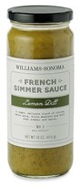 Williams-Sonoma Williams Sonoma Simmer Sauce, Lemon Dill French