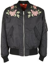 Gucci Men's 475037Xr5701071 Polyamide Outerwear Jacket