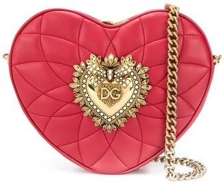 Dolce & Gabbana heart crossbody bag