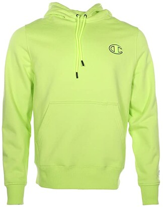 Champion Lifetm Super Hood(r) 2.0 Pullover Hoodie (Neon Light) Men's Clothing