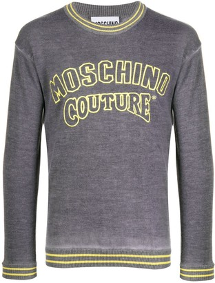 Moschino knitted jumper