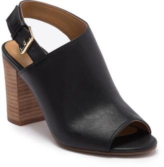 14th & Union Asher Block Heel Sandal