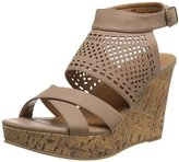 Jellypop Women's BETTIE Wedge Sandal