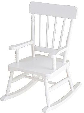 Levels of Discovery Rocking Chair - White