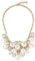 Ted Baker Women's Galini Imitation Pearl Cluster Necklace