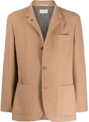 Brunello Cucinelli patch pocket blazer
