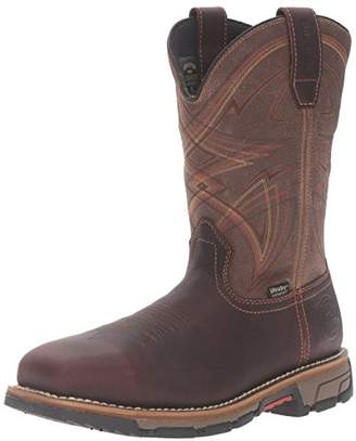 Irish Setter Work Men's Marshall 83930 Pull-On Steel Toe Work Boot