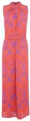 Biba Art Deco Midi Dress