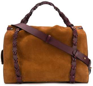 Jerome Dreyfuss classic top-handle tote
