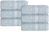 Saks Fifth Avenue Turkish Cotton Hand Towels (Set of 6)
