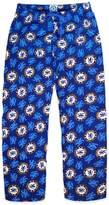 Chelsea F.C. Chelsea FC Official Football Gift Mens Lounge Pants Pyjama Bottoms Navy