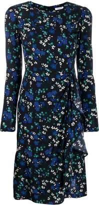 P.A.R.O.S.H. floral print dress