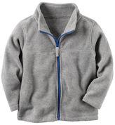 Carter's Zip-Up Heavyweight Fleece Jacket